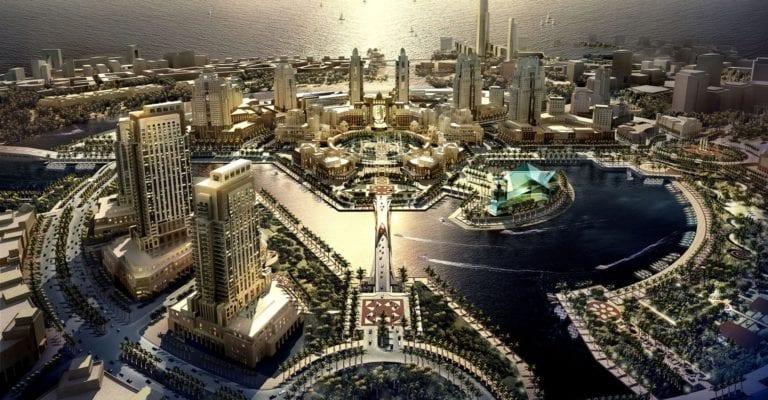 Instalaciones en arabia Saudi
