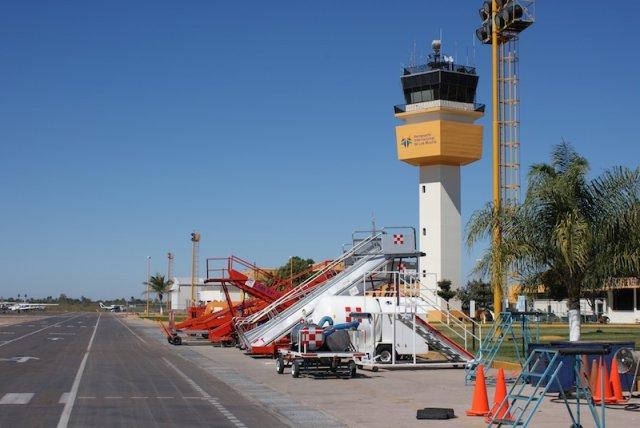 Los Mochis aeropuerto internacional