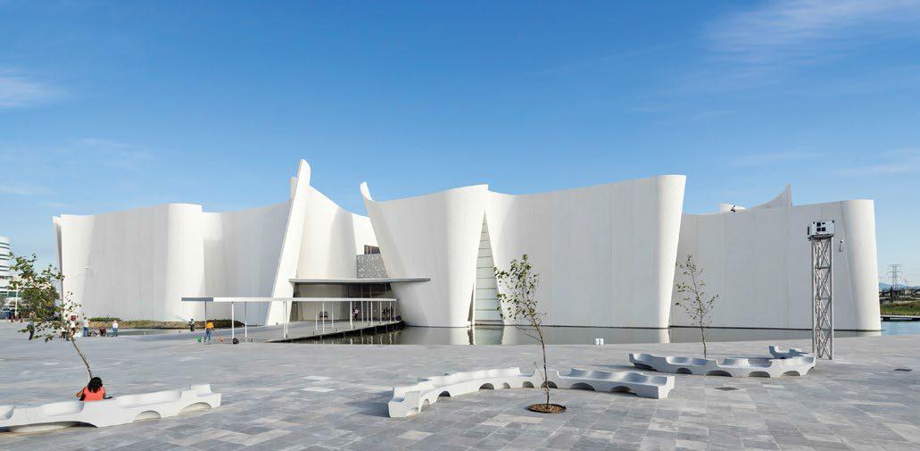Museo Internacional Barroco Puebla Mexico