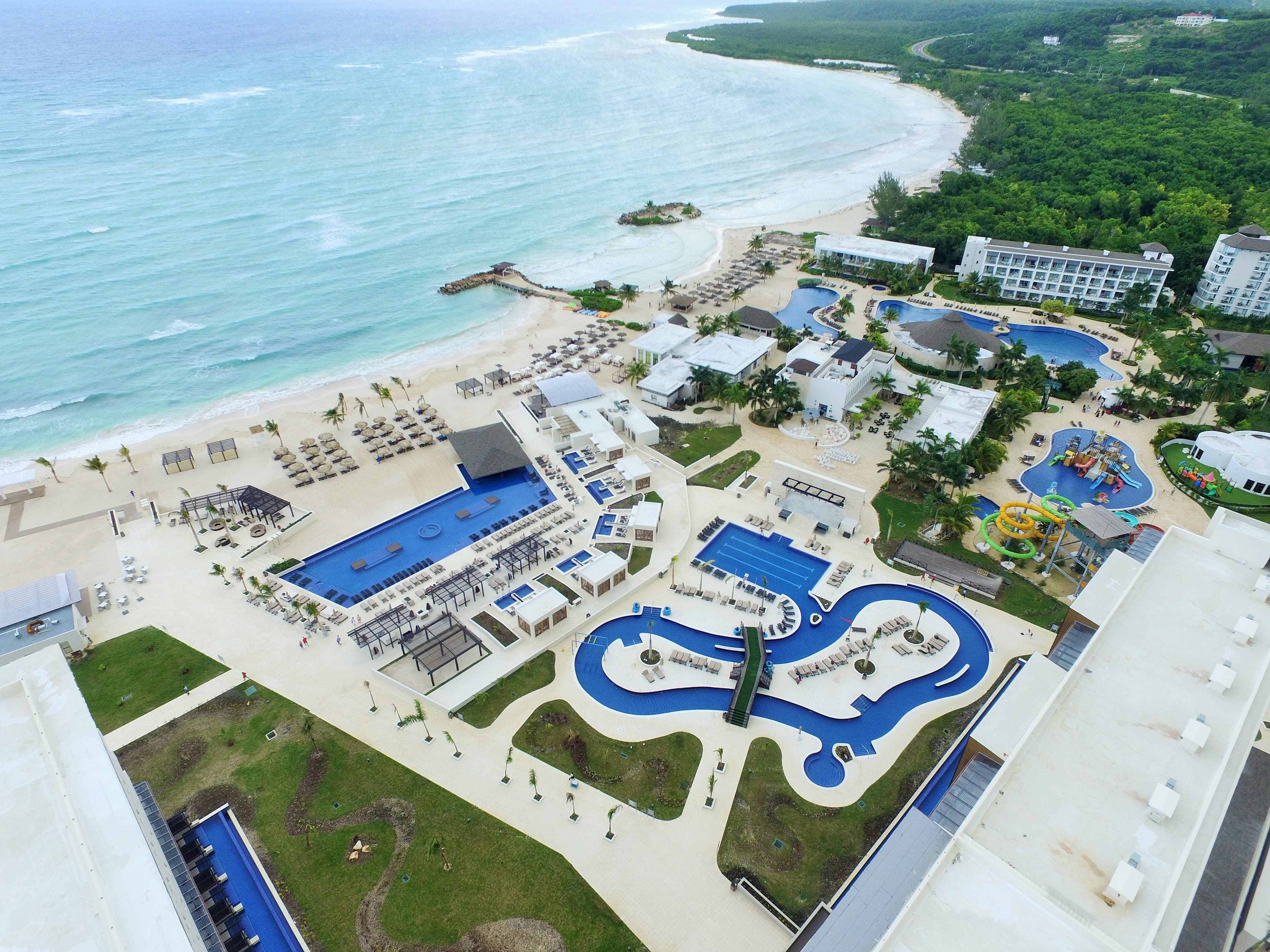 Instalaciones hotel jamaica