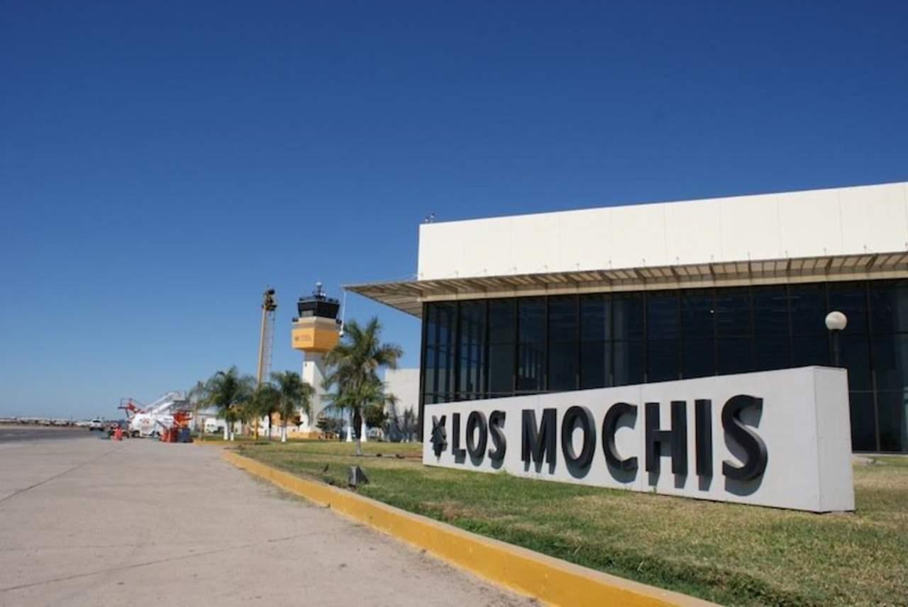aeropuerto Los Mochis Sinaloa