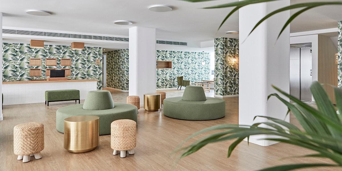 HM dunas blancas estel instalaciones hoteleras