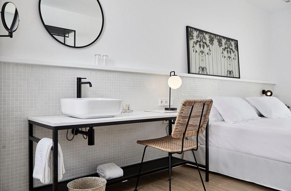 HM dunas blancas instalaciones habitaciones