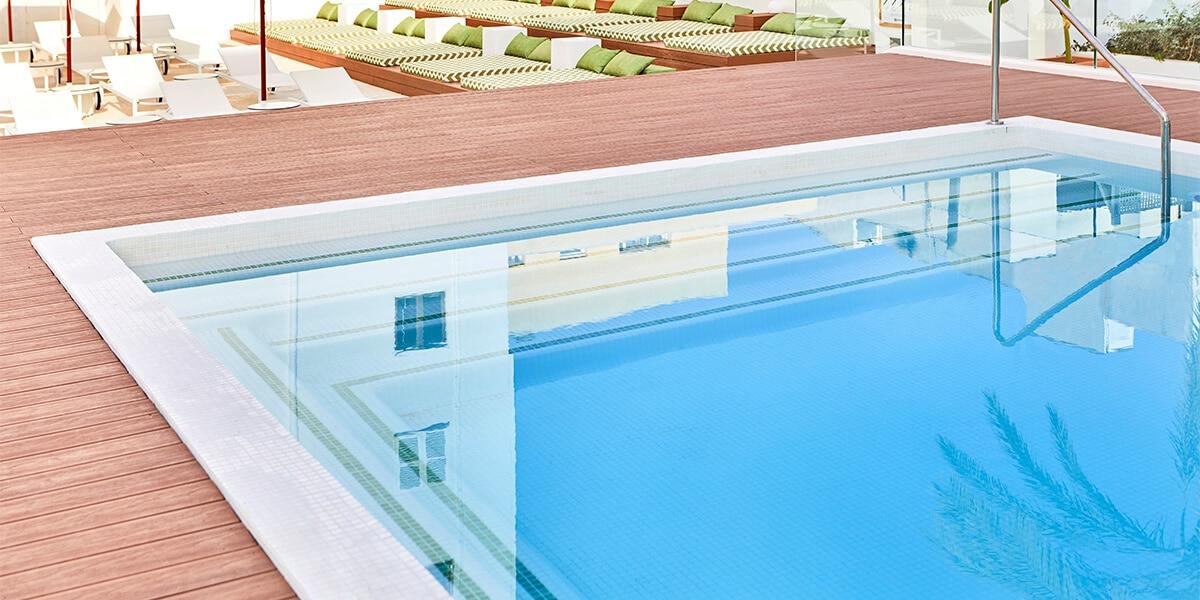 HM dunas blancas instalaciones piscinas