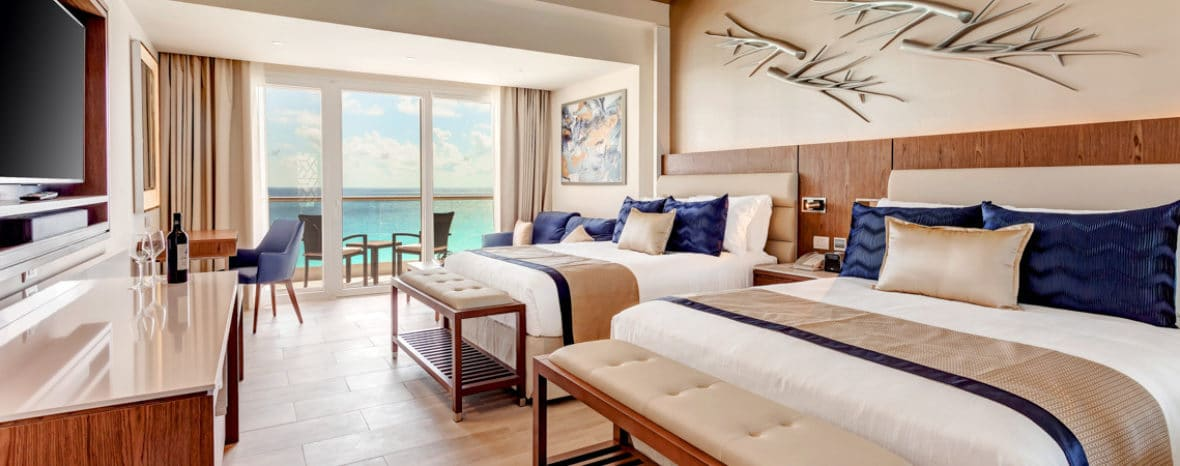 Royalton suites cancun junior suite instalaciones