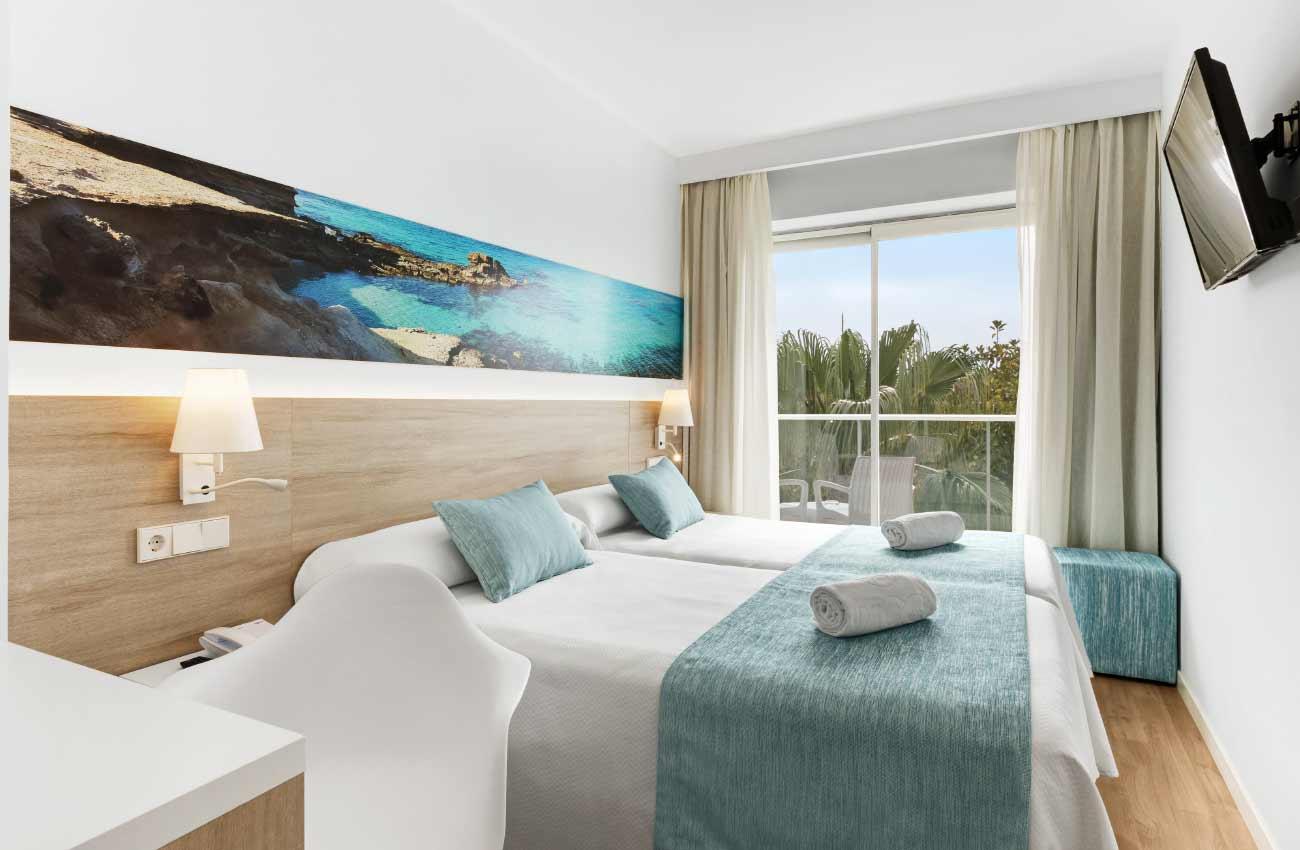hotel roc boccaccio habitacion