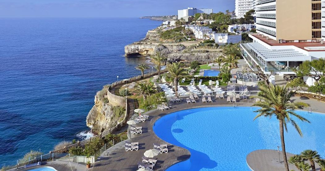 instalaciones hotel sol calas de Mallorca