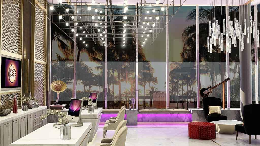 planet hollywood beach resort cancun instalaciones