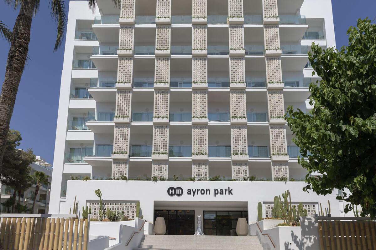 proyecto instalaciones hotel ayron park mallorca playa palma