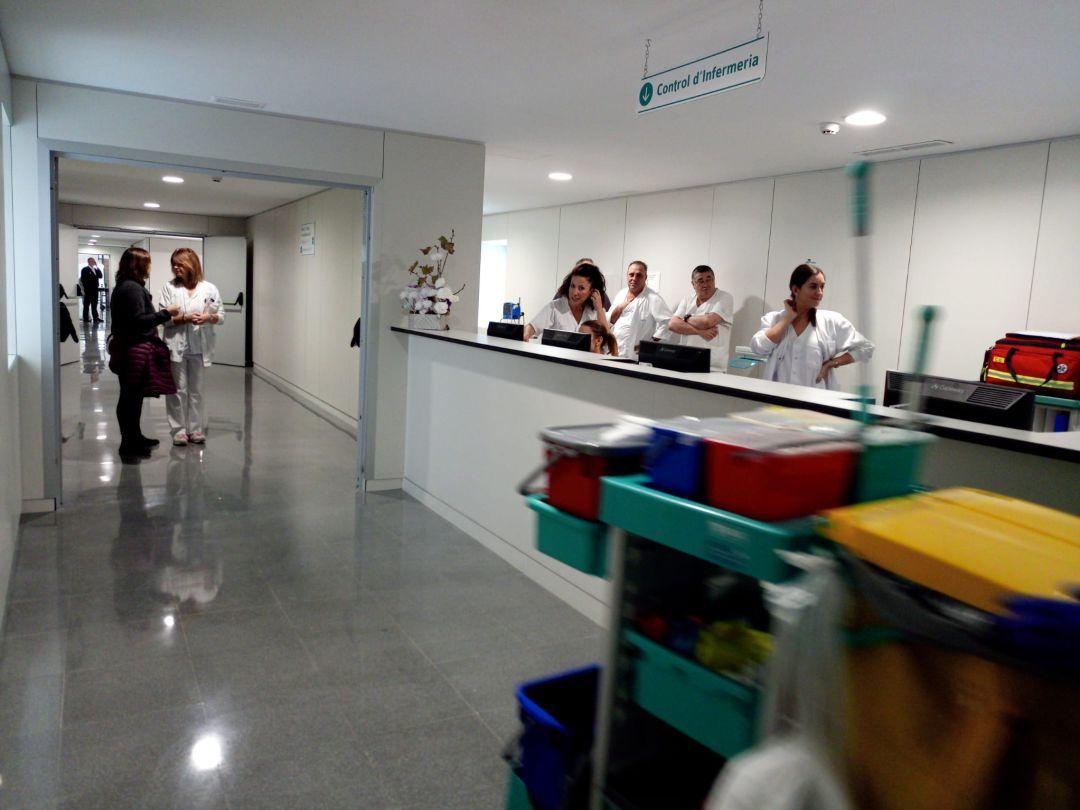 Hospital general Mallorca nuevas instalaciones