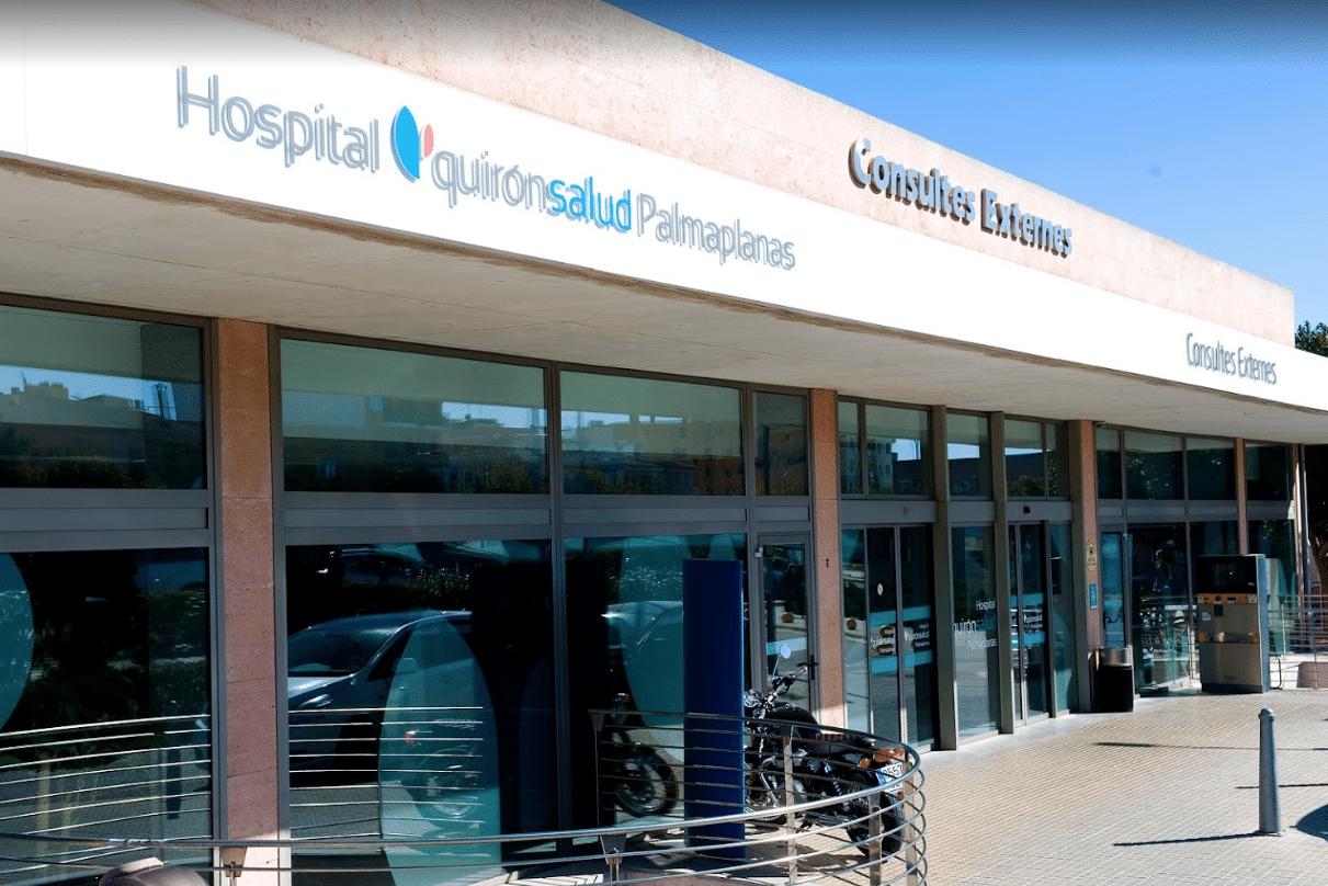 Instalaciones hospital quiron Palmaplanas 10