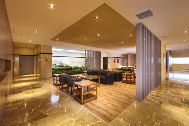 Domusvi Palma instalaciones para residencias de mayores